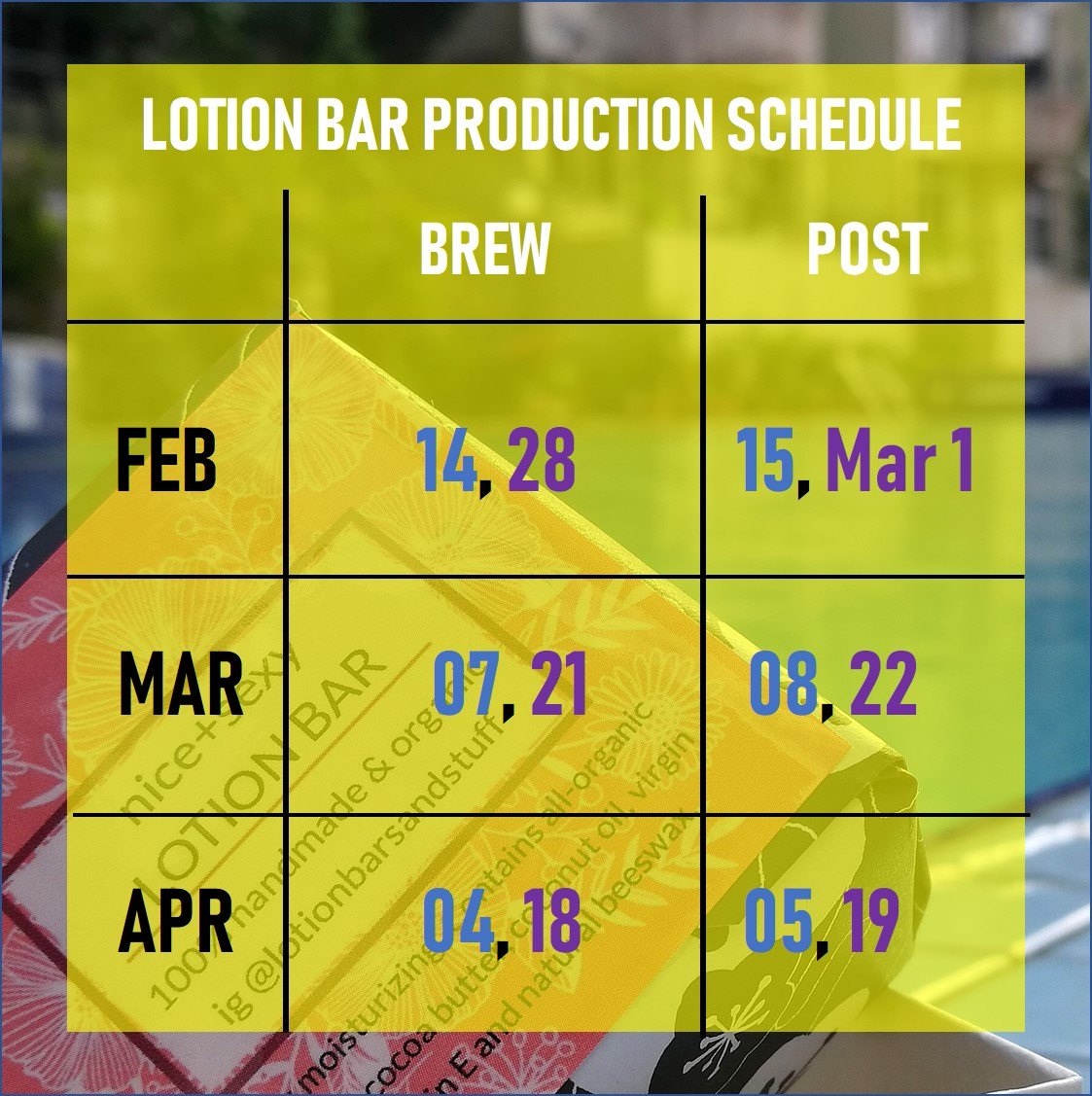 ProdSched Feb-Apr